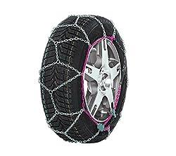 Michelin Schneeketten / A 000 116 / 1 MX N6B / Spurkette in Kreuzform / 1 Paar