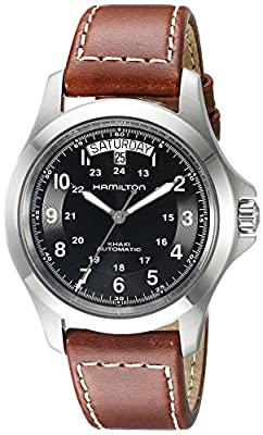 Hamilton Khaki King Day-date Automatic H64455533