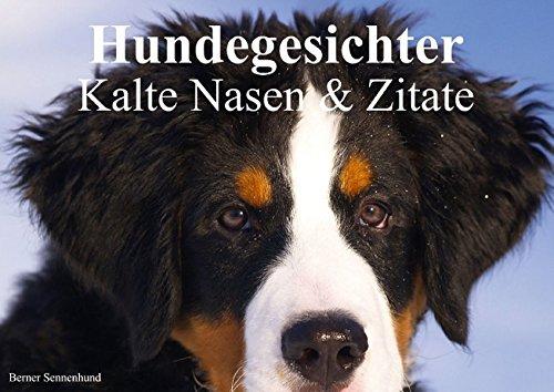 Hundegesichter • Kalte Nasen & Zitate (Posterbuch DIN A3 quer): Hundegesichter und schöne Zitate für alle Hundeliebhaber (Posterbuch, 14 Seiten) ... [Dec 14, 2013] Stanzer, Elisabeth