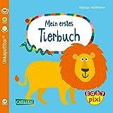 Baby Pixi 64: VE 5 Mein erstes Tierbuch (5 Exemplare)