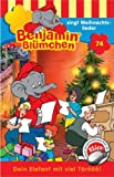 Benjamin Blümchen - Folge 74: singt Weihnachtslieder  [Musikkassette]