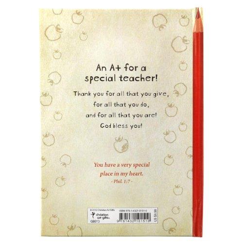 Blessings for a #1 Teacher