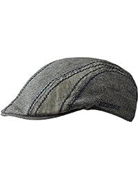 Casquette Plate Manatee Gatsby Stetson bonnet en lin casquette d´ete