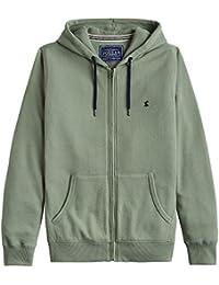 Joules Hemsby Zip Thru Hooded Mens Sweatshirt (Y)