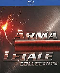 Arma Letale Collection (5 Blu-Ray)