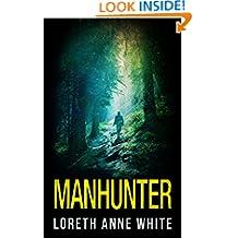 Manhunter (Mills & Boon Intrigue)