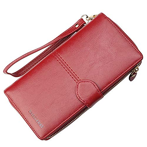 Luggage & Bags 2018 Pure Color Sweet Womens Long Large Capacity Multi Card Wallet Handle Case Zipper Buckle Bag Lby2018 Meticulous Dyeing Processes