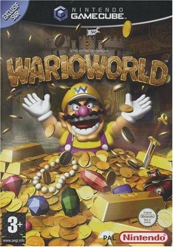 Wario World - GameCube - PAL (Wario World Gamecube Spiel)