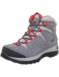 AKU ARRIBA HI KID GTX 318 - Zapatillas de montaña de cuero para niños