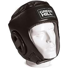 Head Gear Kopfbedeckung Fighting and Combat Training Kick Boxing Greenhill Alfa Head Guard Kopfschutz Head Guard Helmet Kopfschutz Helm for Boxing Semi Contact Thai Kick Boxing