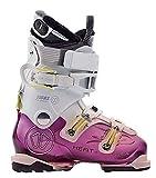 Sidas Chaussures de Ski chauffantes pour Femme-Quest Access Custom Heat, Blanc, 24,5
