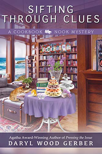 Sifting Through Clues (A Cookbook Nook Mystery 8) (English Edition ...
