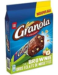 Lu granola brownie chocolat et éclats de noisettes 180g - Livraison Gratuite pour les commandes en France - Prix...