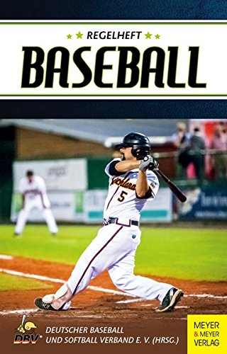 Regelheft Baseball -