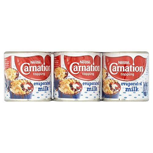 Carnation Evaporated Milk 3 X 170G