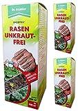 GARDOPIA Sparpaket: 3 x 500 ml Dr. Stähler Dicotex RasenUnkraut-Frei + Gardopia Zeckenzange mit Lupe
