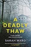 A Deadly Thaw by Sarah Ward front cover