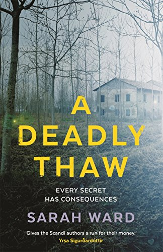 A Deadly Thaw Book Cover