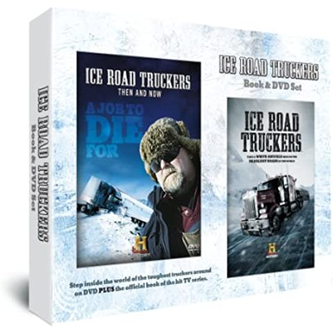 Ice Road Truckers - DVD & Book Set by Real live everyday truckers...Not actors!
