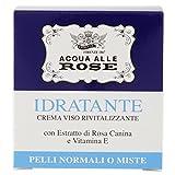 Acqua alle Rose Crema Idratante Pelli Normali - 50 ml