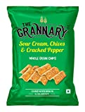 #7: The Grannary_Cracked Pepper Whole Grain Chips_40 gms ( Pack of 4)