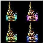 BRIKSMAX-Kit-di-Illuminazione-a-LED-per-Lego-Castello-Disney-Compatibile-con-Il-Modello-Lego-71040-Mattoncini-da-Costruzioni-Non-Include-Il-Set-Lego
