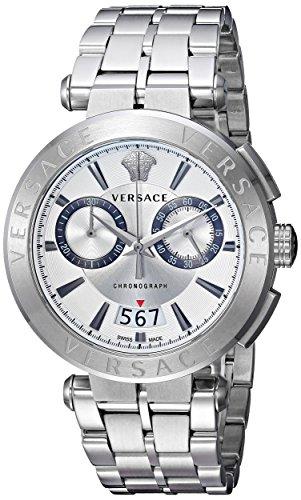Versace - -Armbanduhr- VBR040017