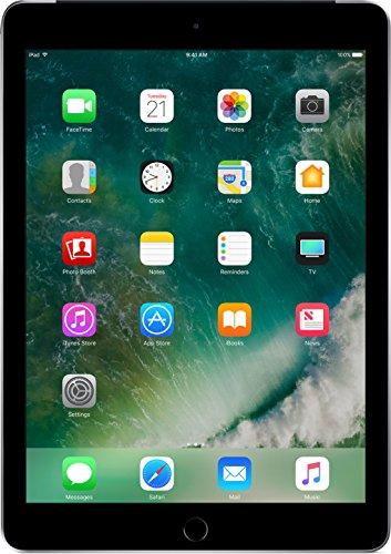 APPLE 9.7 iPad Cellular - 32 GB, Space Grey, Grey lowest price
