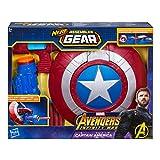 Hasbro Avengers E0567EU4 Marvel Assembler Gear Captain America, Spielzeugblaster