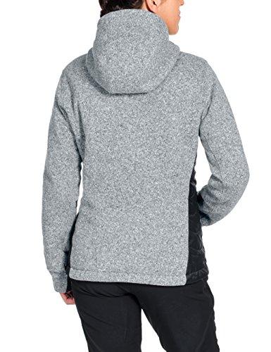 VAUDE Damen Jacke Rienza padded Jacket Grey-Melange