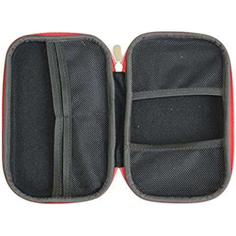 Jecxep Portatile First Aid Kit Campo Pacchetto Della Famiglia Kit