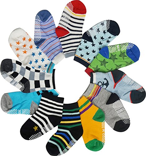 (0-24 Monate) Socken Gr. 36-40, Multi Color-2 (Kostüm-express Zurück)