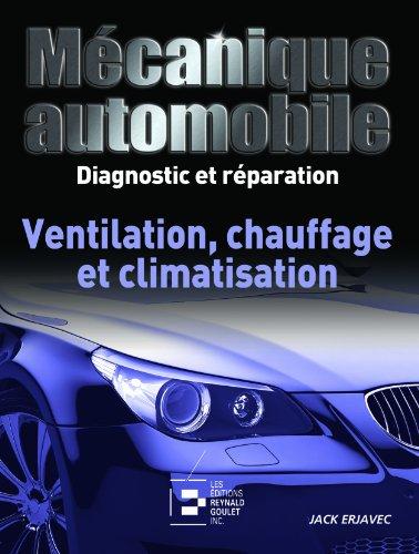 Mécanique automobile Diagnostic et Reparation : Ventilation, Chauffage et Climatisation