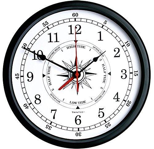 Atlantic Time & Tide Clock by Trintec