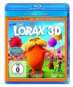 Der Lorax  (+ Blu-ray)