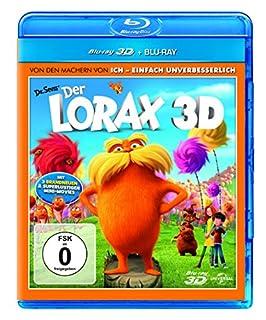 Der Lorax (+ Blu-ray) (B0091A0C4O) | Amazon price tracker / tracking, Amazon price history charts, Amazon price watches, Amazon price drop alerts