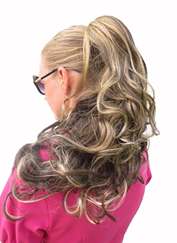 Zoom IMG-2 estensione dei capelli coda di