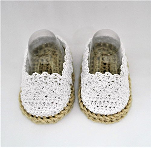 Baby espadrilles, Summer baby shoes, Baby sandals, Newborn baby shoes, Baby boy booties, Baby girl booties, Baby slippers, Hippy shoes, Boho (0 - 3 months)