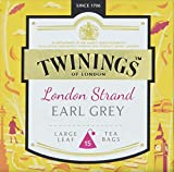Twinings London Strand Earl Grey, 4er Pack (4 x 38 g)