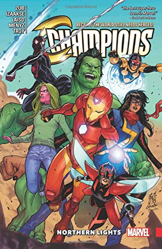 Champions Vol. 4: Northern Lights (Champions (2016), Band 4)