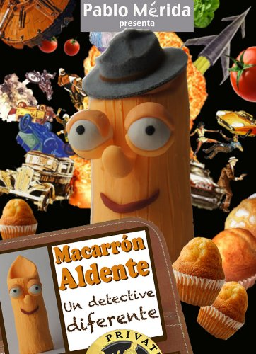 Macarrón Aldente. Un detective diferente