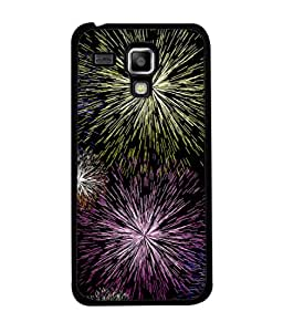 PrintVisa Designer Back Case Cover for Samsung Galaxy S Duos S7562 (Celebrations party new year marriage)