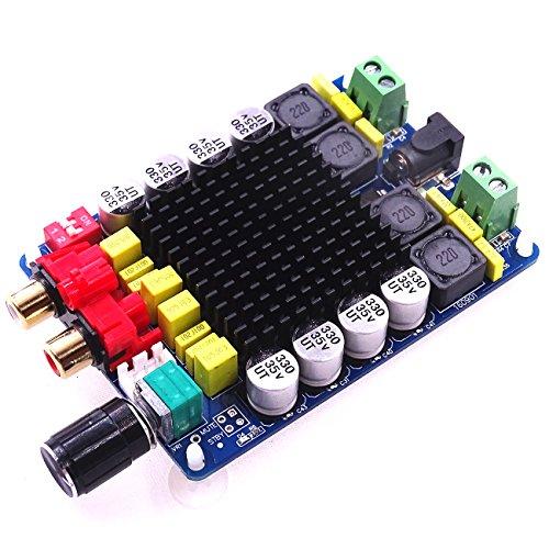 Q-BAIHE TDA7498 Power Amplifier Board High Power Digital Amplifier Board 2 * 100W Computer Verstärker Dual Channel Stereo Computer Dual Channel