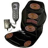 Beheizte Back Sitz gepolstert Massage Auflage für Sessel Home oder Auto Massage-Sitz Abdeckung