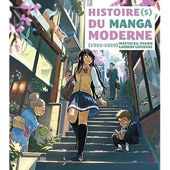 Histoire(s) du manga moderne (1952-2020)