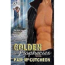 Golden Prophecies: A Delphi Futuristic Romance (Delphi Duo Book 1) (English Edition)