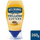 Hellmann's American Style Yellow Mustard 250ml