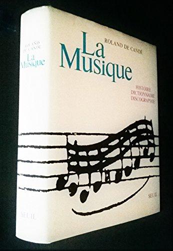 De candé roland - La musique - dictionn...
