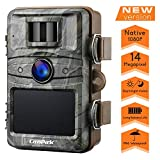 Campark Trail Camera 14MP 1080P Wildlife Camera Night Vision Motion Activated up to - Best Reviews Guide
