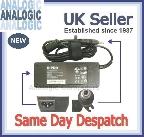 Analogic Computers Chargeur Adaptateur CA 90 W HP Compaq 393954-001 394224-001